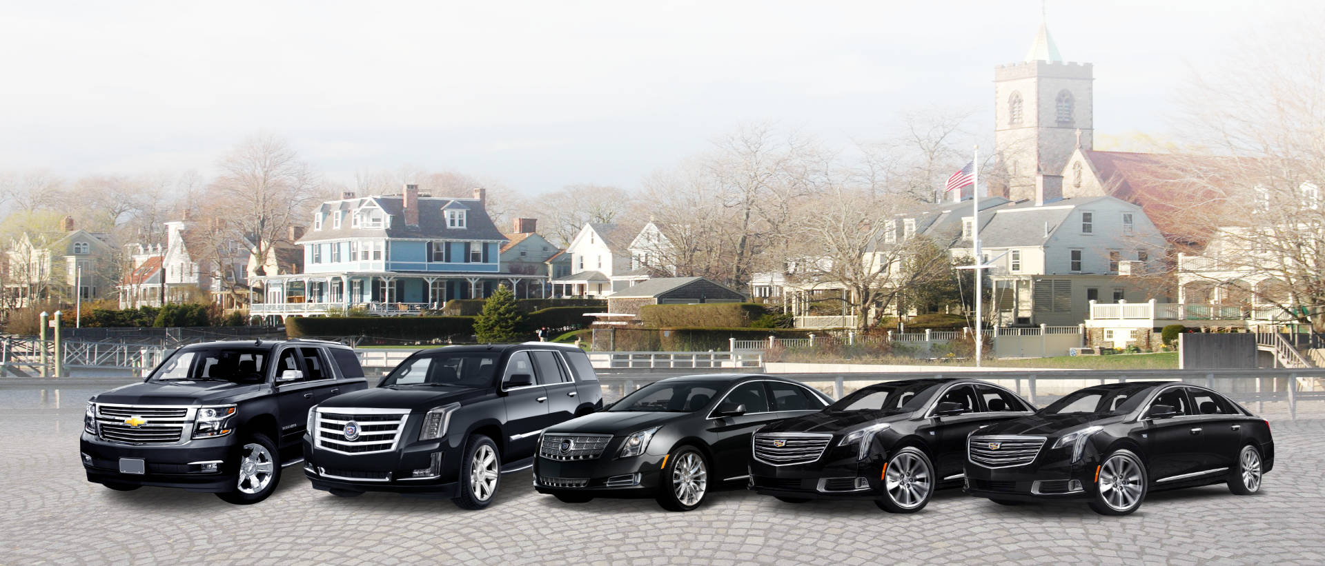 Boston to Newport RI Airport Car and Limousine Services