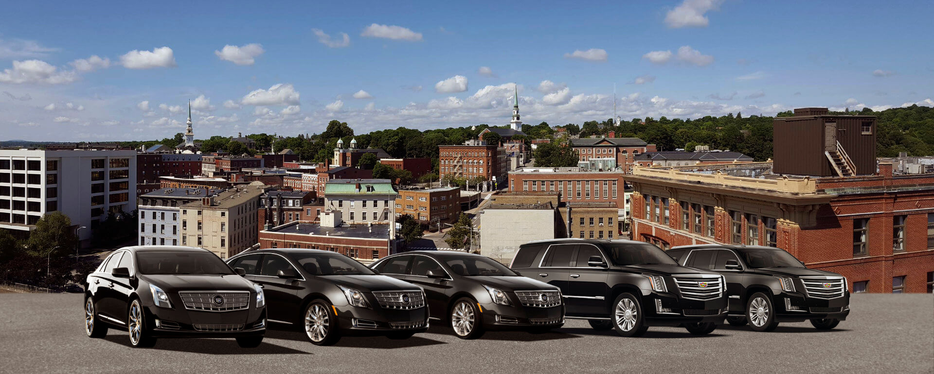 Boston to Bangor Maine Limo Service