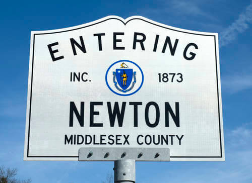 Newton, MA to Boston Logan Airport Car and Limo Service